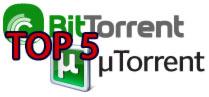Торрент трекеры TOP 5