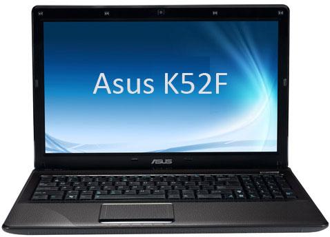 Asus K52f драйвера Windows 7 скачать